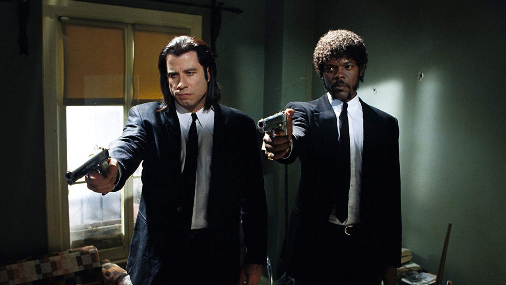 Pulp Fiction 1994 Classic Movies