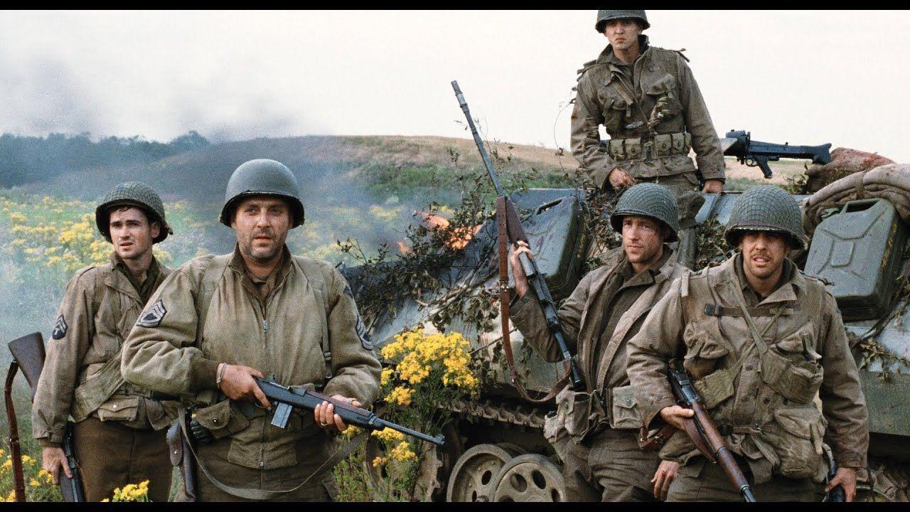 Saving Private Ryan 1998 Classic Movies